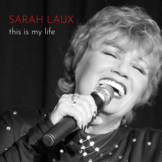 Sarah Laux CD Cover This is my life